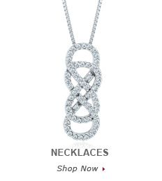 Infinity X Infinity Necklaces