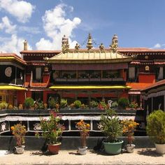 Palais du Potala, Lhasa