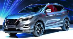 Facelifted 2018 Nissan Qashqai SUV Gets Semi-Autonomous Tech Autonomous Featured Galleries Geneva Motor Show New Cars Nissan Nissan Qashqai