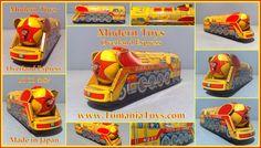 TOMS TECH TOYS: TRAINS LOCOMOTIVES Modern Toys, Tech Toys, Locomotive, Tin, Pewter, Locs