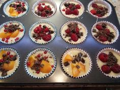 Cheesecakes, Muffins, Deserts, Food And Drink, Cupcakes, Breakfast, Recipes, Christmas, Top