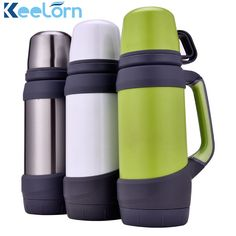 05d88388d1 Cheap thermos bottle, Buy Quality vacuum flask directly from China garrafa  termica Suppliers: vacuum flasks thermoses stainless steel big size outdoor  ...