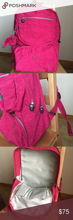 Kipling Dawson Large Laptop Backpack Never used Kipling Dawson large laptop  backpack. It has two eb9b8ab6ad