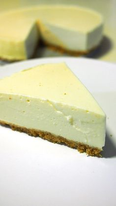 "[Recipe] Tofu Cheesecake I hardly ever order dessert when we dine outside, because most of them seem to be complete rip-offs. One particular trend that has emerged in the last year or so is ""layered"". Vegan Tofu Cheesecake, Easy Cheesecake Recipes, Dessert Recipes, Tofu Recipes, Apple Recipes, Cooking Recipes, Tofu Dessert, Cheescake Recipe, Layered Desserts"