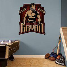Daniel Bryan Logo Fathead Wall Decal