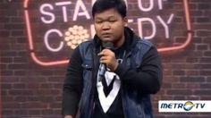 Stand Up Comedy Show Rahmet, Baju Endorse Gue Malah Dijadiin Lap