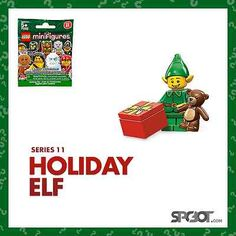 Lego Series 11