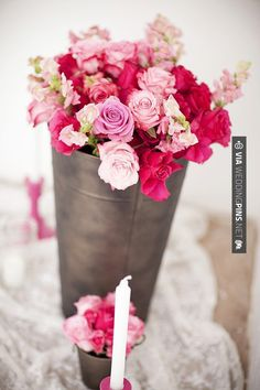Like this - Did we mention buckets and buckets of roses? Love. Photography by  / Floral Design by | CHECK OUT MORE IDEAS AT WEDDINGPINS.NET | #weddings #travel #travelthemes #weddingplanning #coolideas #events #forweddings #weddingplaces #romance #beauty #planners #weddingdestinations #travelthemedweddings #romanticplaces #eventplanners #weddingdress #weddingcake #brides #grooms #weddinginvitations