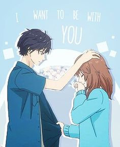 Kou & futaba - THIS IS MY FAVORITE ANIME
