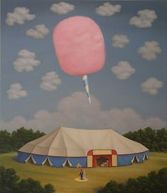 Charles Keiger - Cotton Candy
