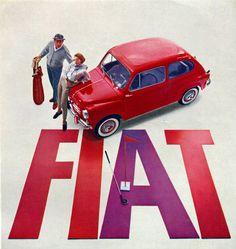 process-vision: 1961 Fiat 600/D