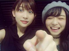【欅坂46】志田愛佳と長濱ねるのもなねるコンビ可愛くて良いな!運営も「もなねる」って呼んでるんだなwww