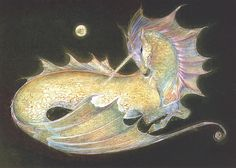 Unicorn Dragon Mermaid - let's roll all of our beautiful mythical creatures into one!