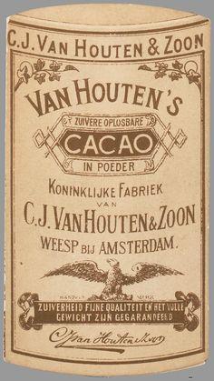 Van Houten's Kleurdoos voor de Jeugd