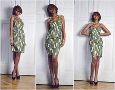 Jurken - Cocktail dress (Maame) - Een uniek product van Malaika-Designs op DaWanda