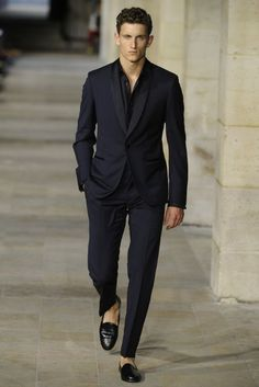 Groom Style Roundup: Paris Fashion Week S/S 2013