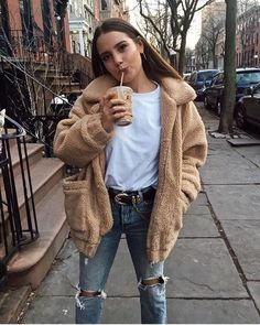 LifeShe Womens Fashion Autumn and Winter Warm Flurry Faux Fur Vests