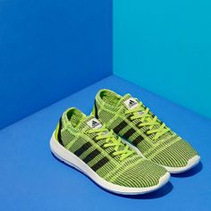 This week's #kickoftheweek: the #adidasRunning Element Refine. With its light, breathable mesh upper and integrated sockliner to support natural foot movement, the road to your new personal best is wide open.