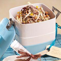 Winterlicher Fleischsalat Food, Food Gifts, Chinese Cabbage, Meat, Chef Recipes, Meal, Eten, Hoods, Meals