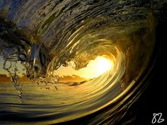 Picture This: Surfer Freezes Breaking Waves in Stunning Shots