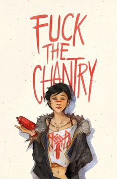 F*ck the chantry http://astrariums.tumblr.com/