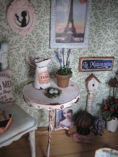 french room, love!