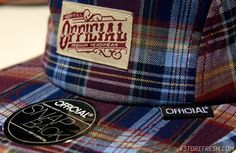 Official Abbotsford Five Panel Hat