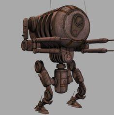 Lr- 57 Combat Droid