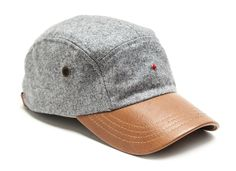 Wool Camp Hat   Apolis