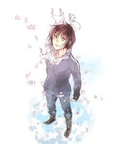 Noragami- Yato #Anime