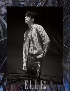 Nam Joo Hyuk for Elle Korea July Photographed by Yoo Young Kyu Nam Joo Hyuk Abs, Jong Hyuk, Korean Celebrities, Korean Actors, Celebs, Nam Joo Hyuk Wallpaper, Kim Book, Nam Joohyuk, Do Bong Soon