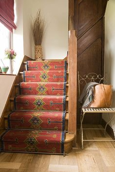 Quality Stair Rods for Runners, Door Thresholds & Flooring Trims Stair Carpet Rods, Carpet Staircase, Stair Rods, Stair Runner Rods, Staircase Runner, Stair Risers, Painted Stairs, Wooden Stairs, Victorian Stairs