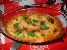 Receita de Lulas Gratinadas  Esta é uma maneira diferente de cozinhar lulas. Uma receita muito saborosa!  Receita completa em http://www.receitasja.com/lulas-gratinadas/