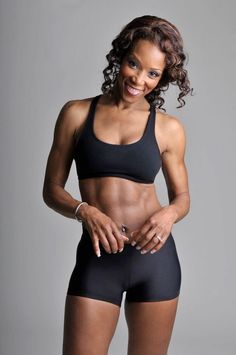 61 year old Wendy Ida...A 40-something's role model and inspiration!