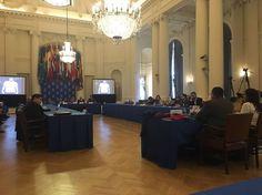 En la OEA / Presentan testimonios para analizar si Venezuela debe ir a la CPI /  Caracas.- Con la presentación de cuatro testimonios de víctimas de la represión de las protestas contra el Gobierno del presidente Nicolás Maduro, que se registraron en Venezuela de abril a julio, se inició la tercera ronda de audiencias en la sede de la Organización de Estados Americanos (OEA) para analizar