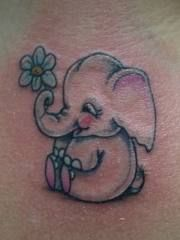 I want this, but a sad elephant
