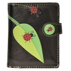 Shagwear Women's Small Wallet Lazy Ladybugs Black Shagwear http://www.amazon.com/dp/B00VTXMT10/ref=cm_sw_r_pi_dp_CiXTvb1WSJ1SA