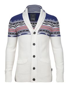Looks so warm and comfy!  WE & Esquire photoshoot, Men's Cardigan €49.95