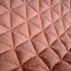 tissu Triangle par Febrik