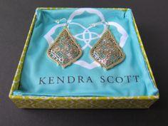 New earrings from Kendra Scott's Fall 2015 Collection #MysticBazaar #KendraScott