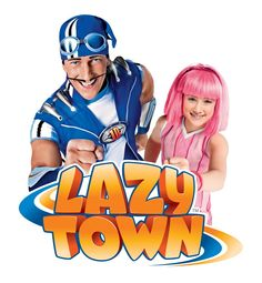 """<3 LazyTown <3 I remember my cousin and I fought to """"be"""" Stephanie. She ended up being Trixie lol :')<3"""