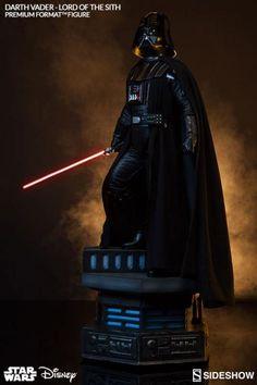Estatua Darth Vader Lord of the Sith 67 cm. Star Wars Episodio VI: El Retorno del Jedi. Premium Format. Sideshow Collectibles  Impresionante estatua de Darth Vader Lord of the Sith de 67 cm de altura fabricada en material de alta calidad como es la poliresina, de la aclamada serie Premium Format y por supuesto 100% oficial y licenciada.