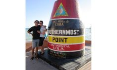 Key West Southernmost Point - required photo op