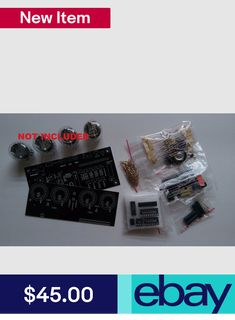 Vacuum Tubes Consumer Electronics Nixie Tube, Vacuum Tube, Consumer Electronics, Clock, Kit, Ebay, Products, Watch, Clocks