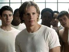 """The photo """"Kip Pardue as Ronnie 'Sunshine' Bass in Walt Disney's Remember The Titans - has been viewed times. Teen Movies, Old Movies, Remember The Titans Movie, Movies Showing, Movies And Tv Shows, Kip Pardue, Disney Images, Film Music Books, Movies"""