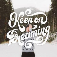 Keep On Dreaming by Mark van Leeuwen