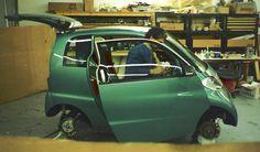 Prototypes built for Mercedes Benz Mercedes Smart, Mercedes Benz, Smart Fortwo, Smart Car, Car Garage, Automobile, Mendoza, Bodies, Modeling