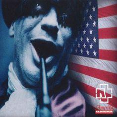 Rammstein. ~ Amerika.