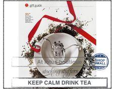 BESTSELLER Kikkerland Tea Infuser - ROBOT Design featured on magazines
