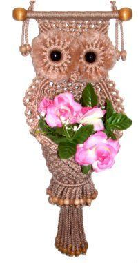 Owl Basket pattern